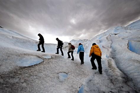Image: Glacier trek