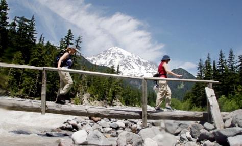 Image: Mount Rainier National Park