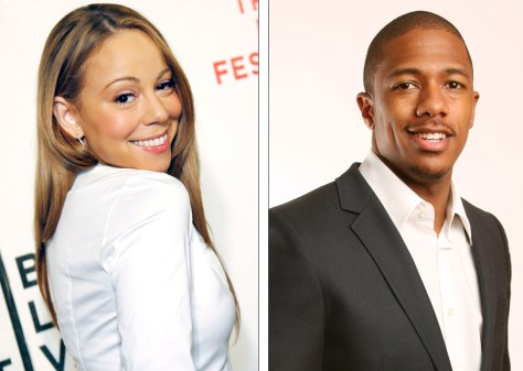 Image: Mariah Carey; Nick Cannon