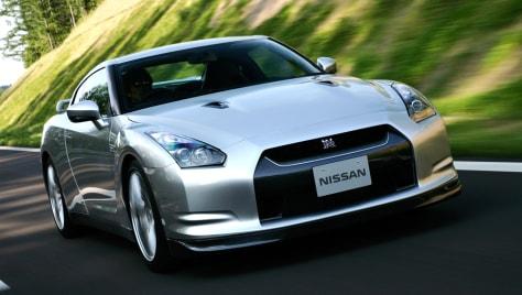 Image: Nissan GTR
