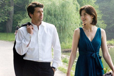 Image: Patrick Dempsey, Michelle Monaghan