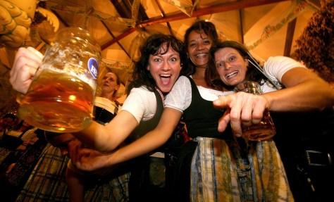 Image: Octoberfest beer festival
