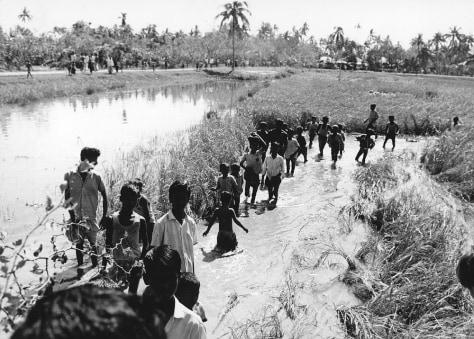 Image: 1970 Bhola Cyclone