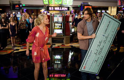 Image: Cameron Diaz and Ashton Kutcher
