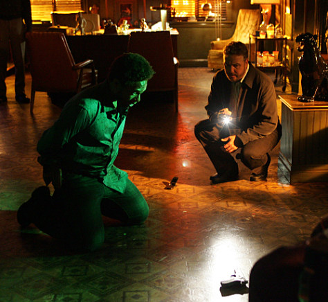Image: Warrick on CSI