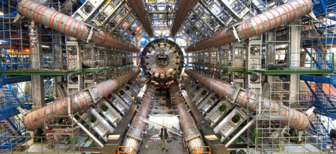 Image: ATLAS detector