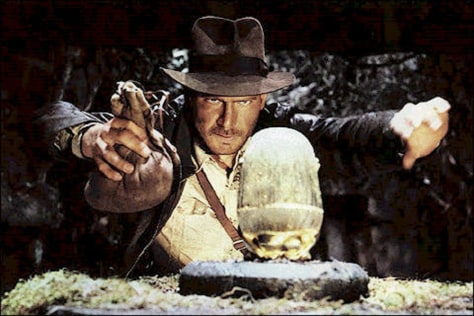 "Image: ""Raiders of the Lost Ark"""