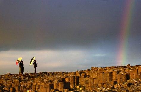 Image: Giant's Causeway, Ireland