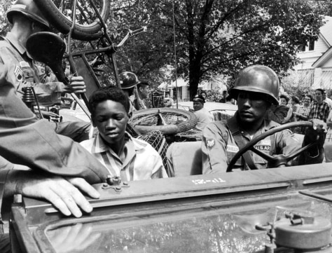 1950s-1960s: Civil rights era, Vietnam War