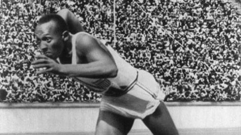 Image: Jesse Owens