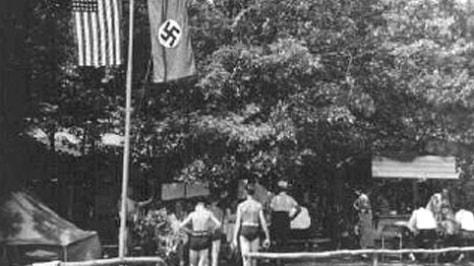 Image: Nazi summer camp