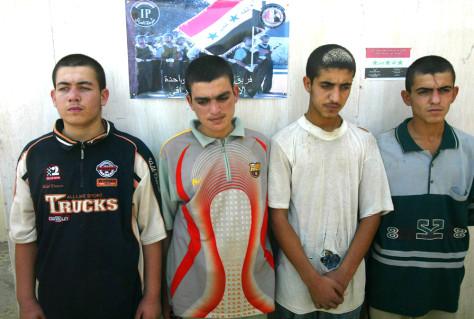 Image: Iraqi teens