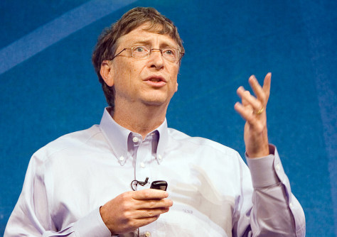 Image: Bill Gates