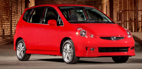 Image: 2008 Honda Fit