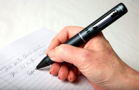 Image: LiveScribe Pulse