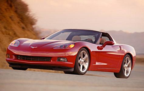 Image: Chevrolet Corvette