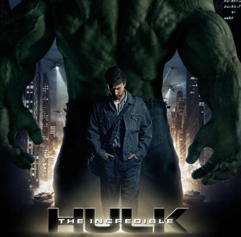 Image: Gamma rays turn Bruce Banner into the Incredible Hulk