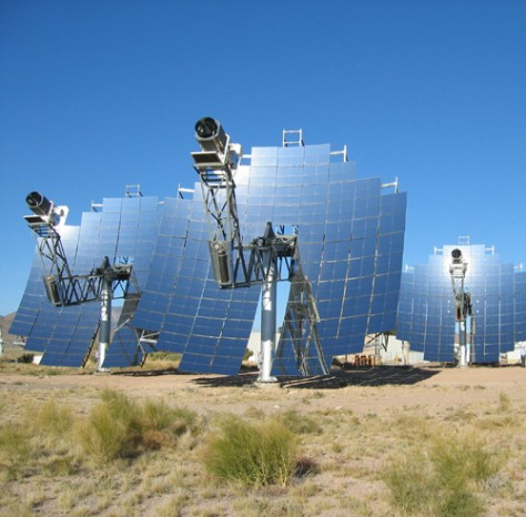 IMAGE: SOLAR COLLECTORS