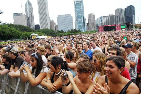 Image: Lollapalooza 2007