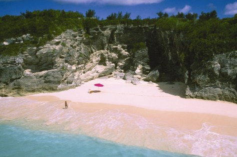 Image: Beach at Astwood Park, Bermuda