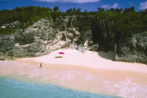 Image Beach At Astwood Park Bermuda