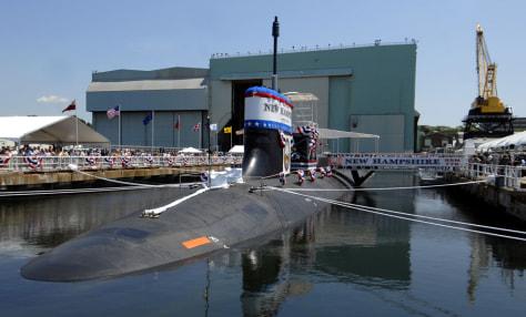 Image: New submarine