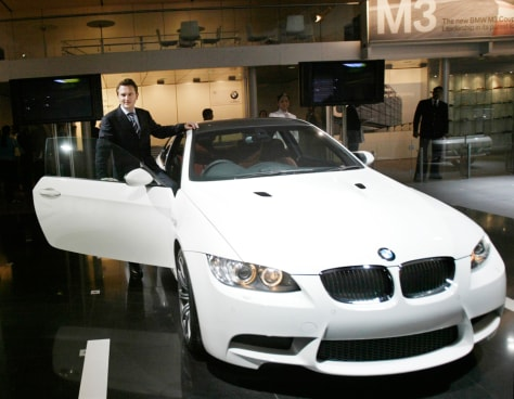 Image: BMW M3