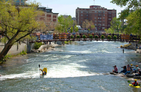 Image: The Reno River Festival competition