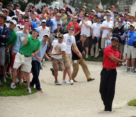 Image: Tiger Woods
