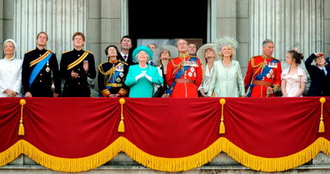 Image: British royal family