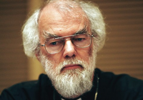 Image: Rowan Williams