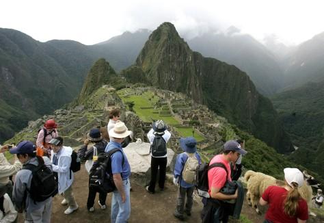 Image: Macchu Picchu