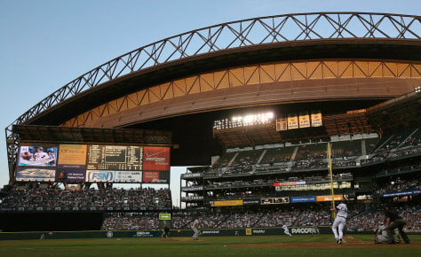 Image: Safeco Field in Seattle