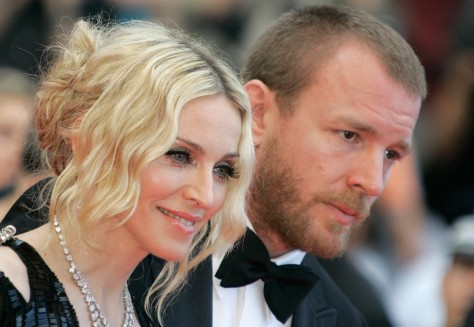 Image: Madonna, Guy Ritchie