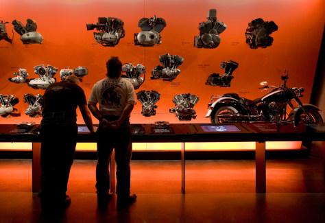 Image: Harley-Davidson museum