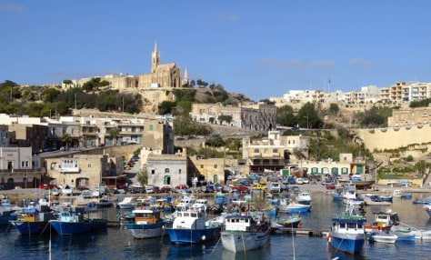 Image: Gozzo Island near Malta