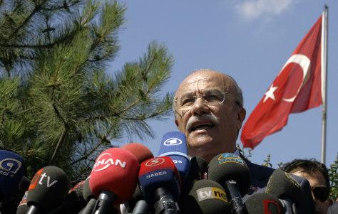 Image: Istanbul chief prosecutor Aykut Cengiz Engin