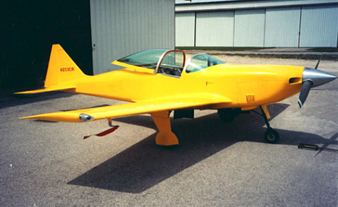 Experimental' aircraft push the envelope - Technology