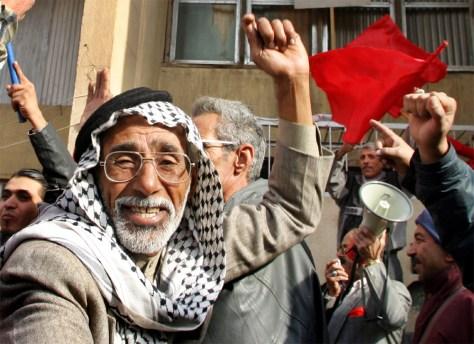 Image: Iraqis celebrate