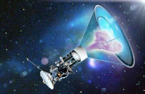 Image: Antimatter sail
