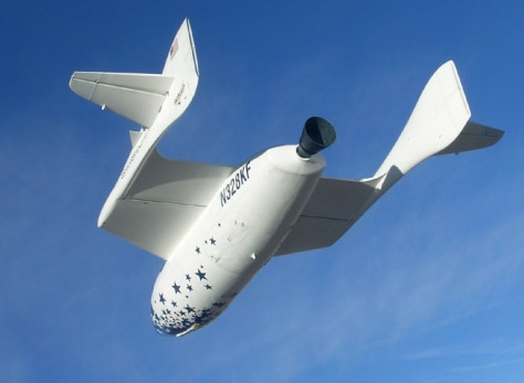 Image: SpaceShipOne