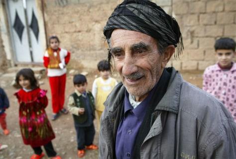 Image: Halabja survivor