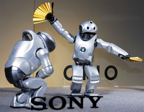 Sony Introduces First Humanoid Jogging Robot