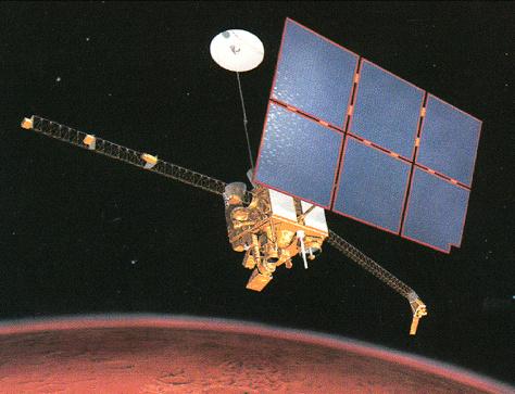 Image: Mars Observer