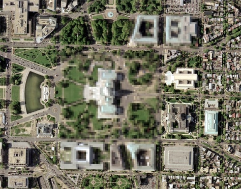 Image: Aerial photo of Capitol