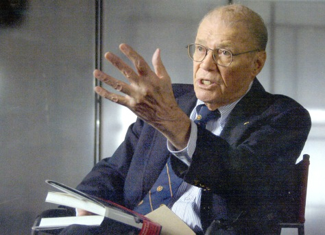 ROBERT S MCNAMARA IN NEW DOCUMENTARY FILM THE FOG OF WAR