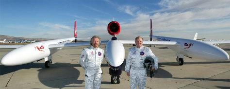 Image: Branson and Fossett