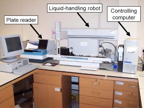 Image: Robotic researcher