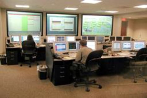 Verisign network operating center