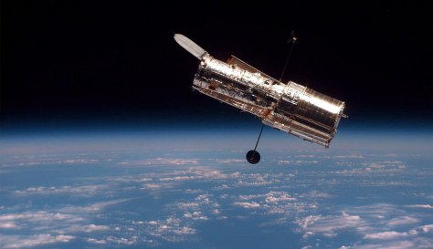 Image: Hubble Space Telescope
